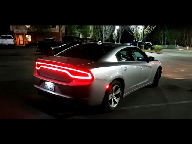 Dodge Charger 2015 на русском