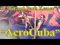 """AcroCuba"" acrobats' show in ""Grand Park Kemer"", Animation (Turkey, May, 2018)"