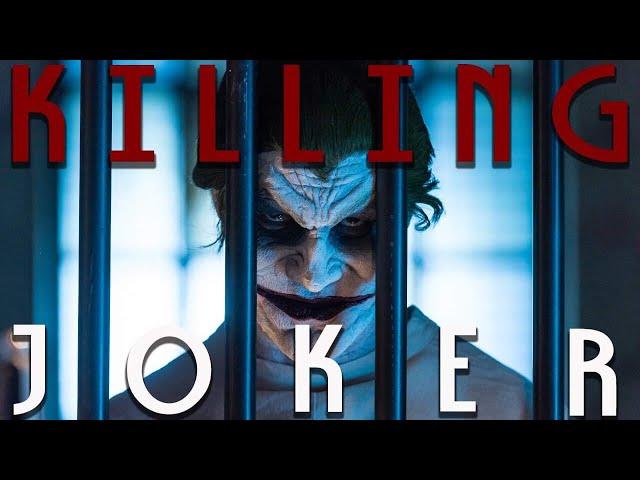 KNIGHTMARE\: KILLING JOKER (Death of Robin Fan Film)