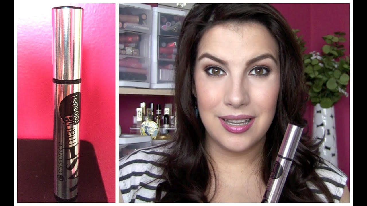 fa46013d935 Essence Lash Mania Reloaded Review - YouTube