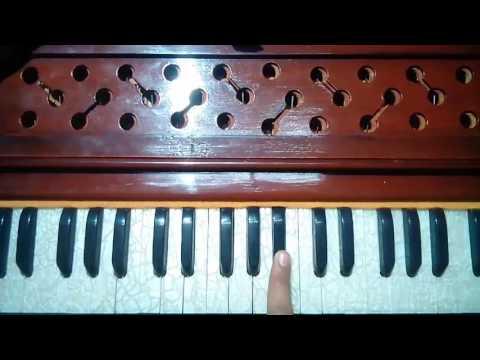 Ishq Sufiyana Play On Harmonium {Harmonium Tutorial}