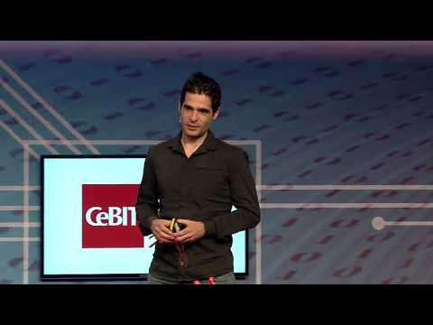 CeBIT Global Conferences - Talmon Marco, Viber