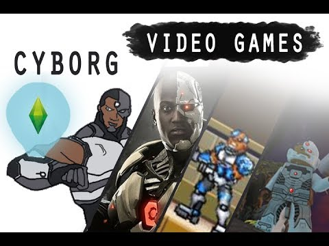 Every Cyborg Appearance In Video Games 2005 - 2018