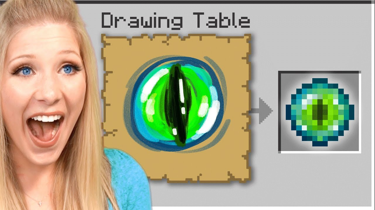 Download Minecraft But I Get Whatever I Draw...