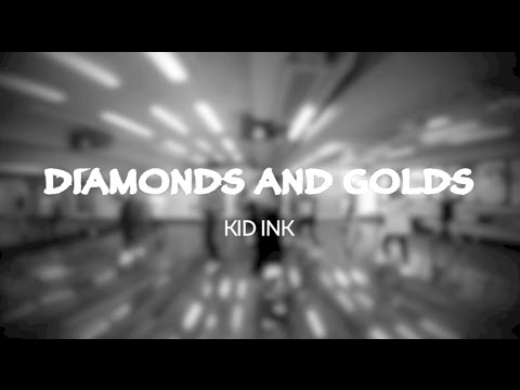 Diamond and Gold remix choreography / Princebryan C.O class / HKFDC