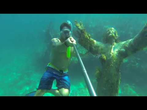 Key Largo, Christ of the abyss