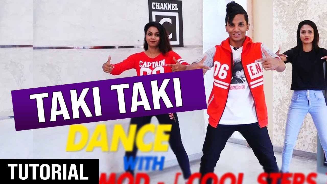 Download HOW TO DaNcE TO TAKI TAKI || Ep. 27 - LeT's DaNcE RaMoD with COOL STEPS