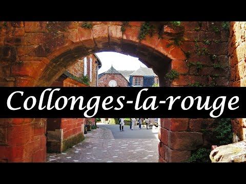 Take A Look Around : COLLONGES-LA-ROUGE (Travel Vlog)