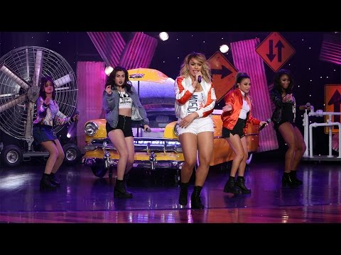 Fifth Harmony Performs 'Work from Home'