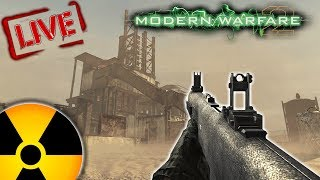 MW2- Road To Commander In 2018! (LIVE) LVL 61-63 (2 NUKES)