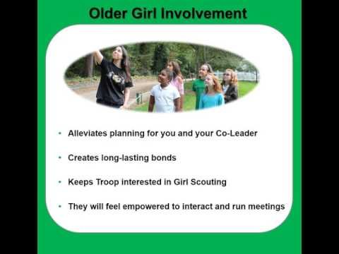 Getting Started with your Troop Training Video for Leaders -