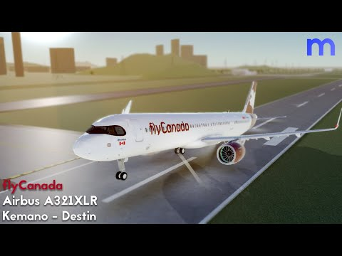 flyCanada | A321 | One of the Most Realistic Ro-Airlines!