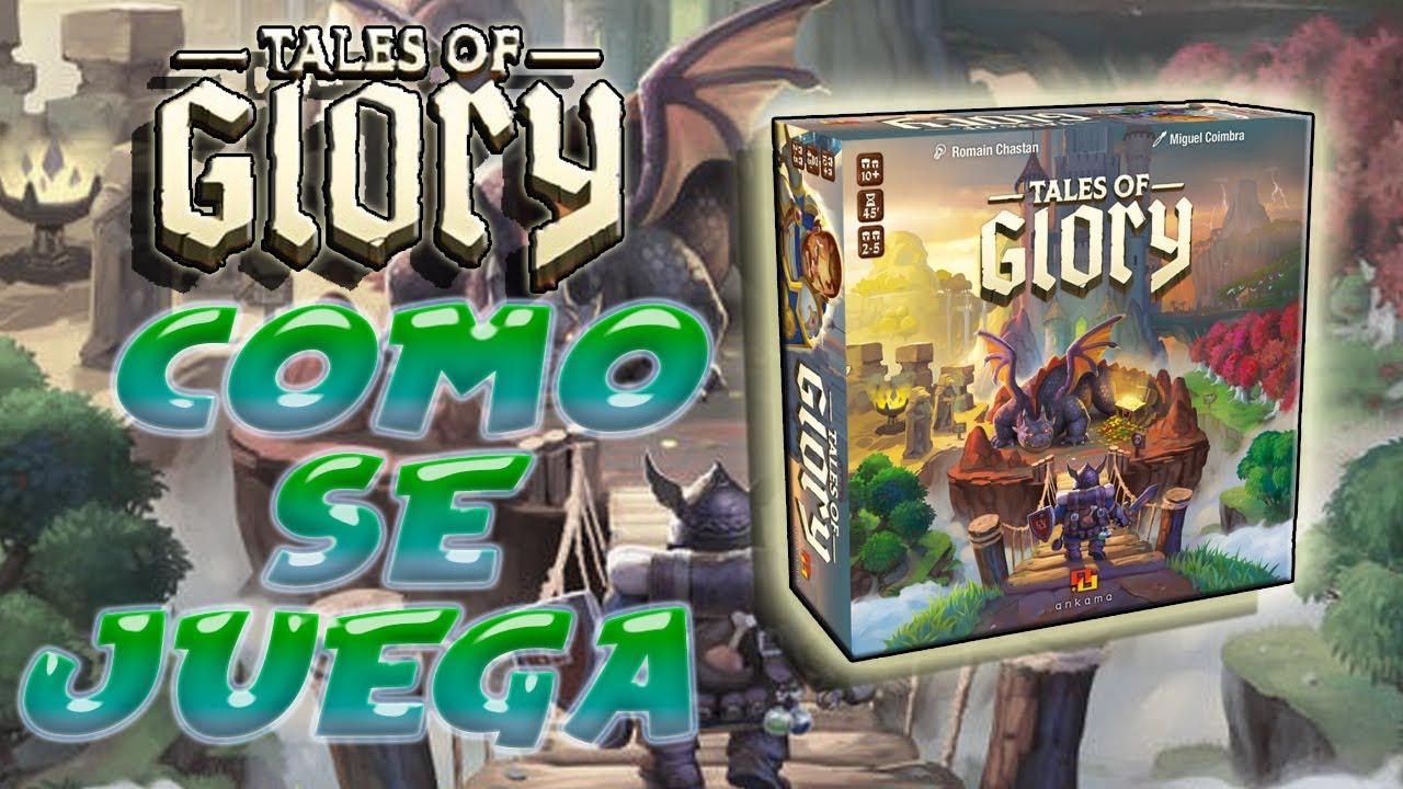 Tales of Glory Ankama