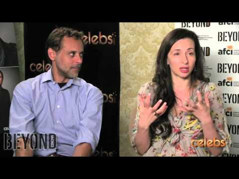 Alexander Siddig and Ruba Nadda Talk