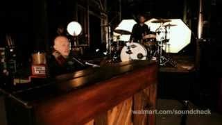 The Fray - Break Your Plans (live @ Walmart Soundcheck)