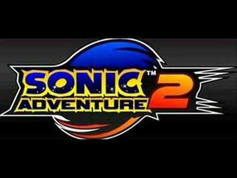 Sonic Adventure 2 Music- Pyramid Cave