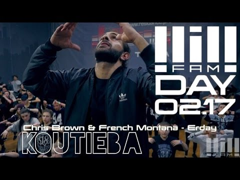 KOUTIEBA // CHRIS BROWN & FRENCH MONTANA - ERDAY // #LILFAMDAY20