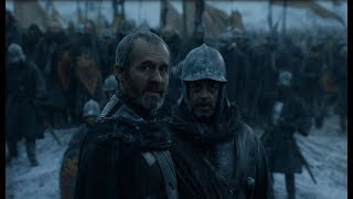 Stannis vs Boltons