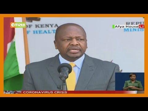 BREAKING NEWS: Kenya