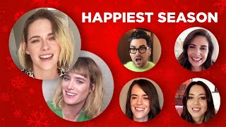"The Cast Of ""Happiest Season"" Plays Who's Who"