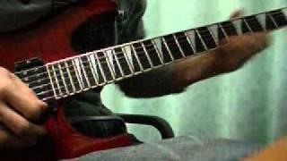 Fool For Your Loving (Steve Vai solo) / Whitesnake