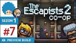 The Escapists 2 PL #7 w/ Eleven | Sezon 1 | Uciekamy?!