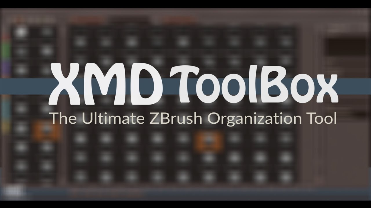 Download XMD ToolBox for ZBrush for free | CG Channel