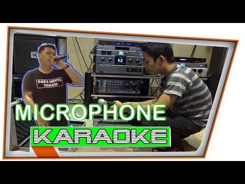 TES MICROPHONE KARAOKE |MIC KARAOKE |MIC WIRELLES BETA88|KARAOKE MURAH
