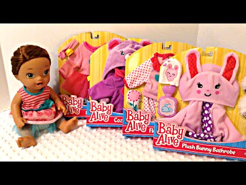 Toys R Us Haul with Baby Alive Doll Clothes, Baby's 1st Classic Softina Doll, and LalaLoopsy Diapers