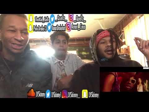 DRAM ft. Trippie Redd - ILL NANA (Reaction Video)