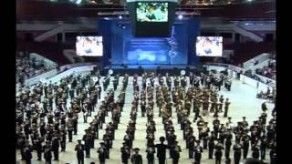 Download Прощание славянки - Сводный духовой оркестр 2011 Mp3 and Videos