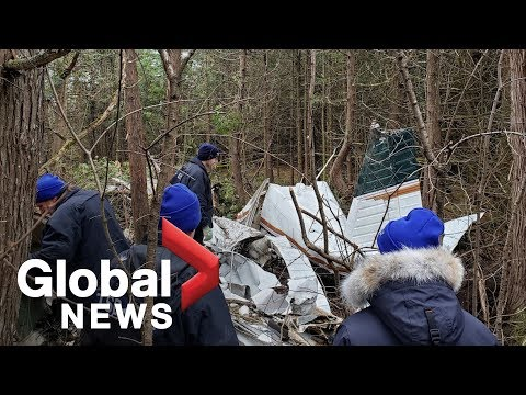Cause Of Fatal Kingston, Ont., Plane Crash Still Unknown But Investigation Is Ongoing