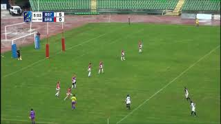 2016 Rugby Europe 7s Conference 1 Womens Sarajevo Serbia Balkan Select VII