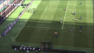 Pro Evolution Soccer 2012 - PS3 Gameplay HD - Version 1