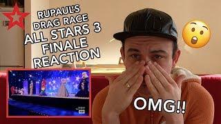 RuPaul's Drag Race All Stars 3 Episode 8 | Finale Reaction