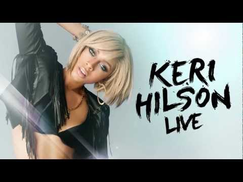Keri Hilson Performs LIVE!
