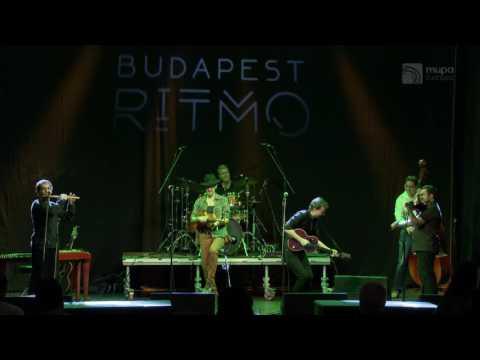 Budapest Ritmo: Góbé (Live at CAFe Budapest Contemporary Arts Festival 2016)