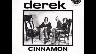 Derek - Cinnamon