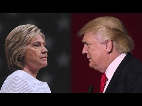 Clinton vs.  Trump on Foreign-Policy Issues