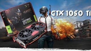 Розпакування GTX 1050 TI і тест в Playerunknown's Battlegrounds