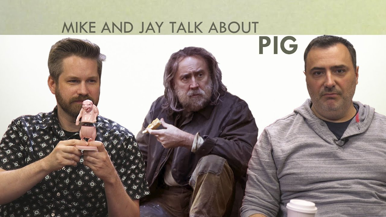Mike and Jay Talk About Pig