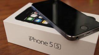 TEST.TV: iPhone 5S неделя использования.