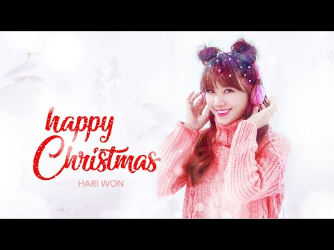 Hari Won - Happy Christmas (Music Official)