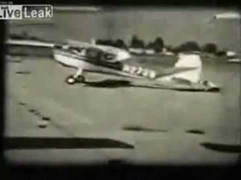 Hand-Prop Accident  FAA film.