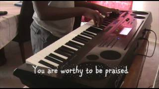 Alpha and Omega Israel Hougton Cover- Instrumental
