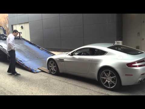 My Aston Martin Already Broke Down