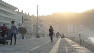 Zarautz - Malekoia eta Hondartza / Playa y paseo marítimo