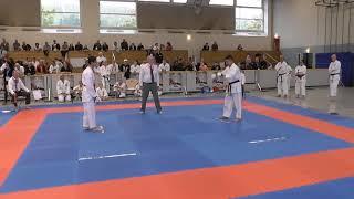 3rd ISKF Euro Shoto CupTatami 01 15-16 Y Kumite