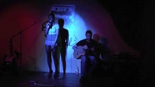 Clarissa Felix - Just Another Day by Jon Secada Cover.