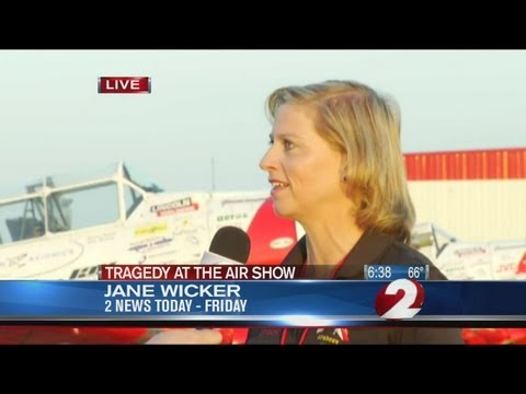"Jane Wicker ""Wing Walker"""